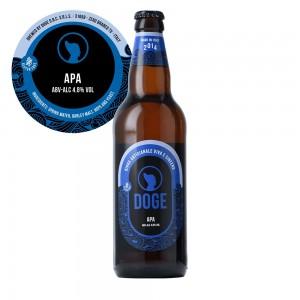 Birra chiara Apa - 50cl