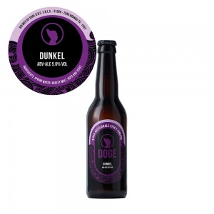 Birra scura Dunkel - 33cl