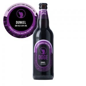 Birra scura Dunkel - 50cl