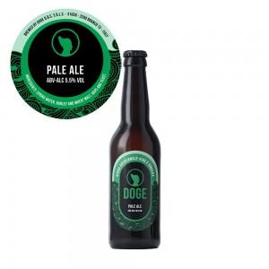 Birra chiara Pale Ale - 33cl