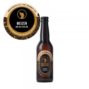 Birra chiara Weizen - 33cl