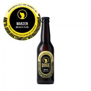 Birra chiara Marzen - 33cl