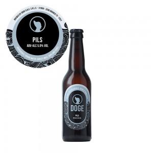 Birra chiara Pils - 33cl