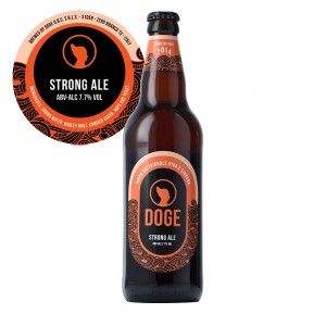 Birra scura Strong Ale - 50cl