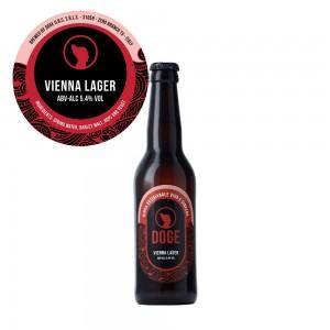 Birra scura Vienna Lager - 33cl