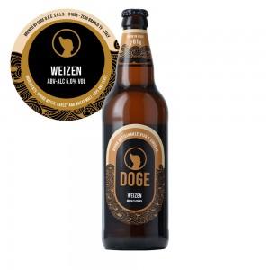 Birra chiara Weizen - 50cl